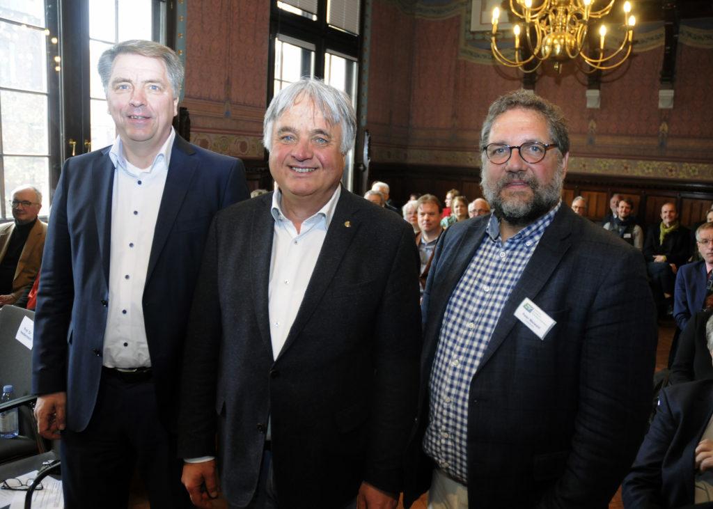 Akteure des Europaempfangs 2019
