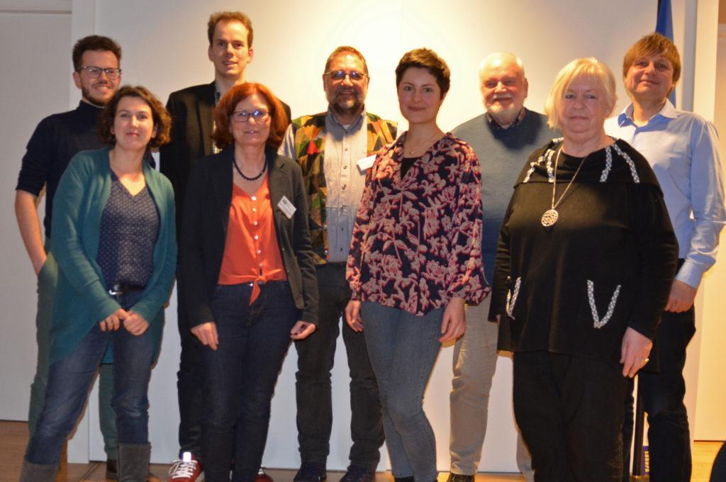 Vorstand Europäische Föderalisten Oldenburg