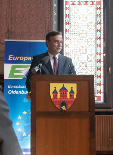 Europaempfang Mai 2018 mit David McAllister